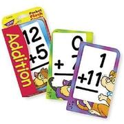 Trend Enterprises® Pocket Flash Cards, Addition 0 - 12