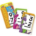 Trend Enterprises® Pocket Flash Cards, Subtraction 0 - 12