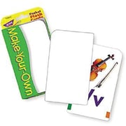 Trend Enterprises® Make-Your-Own Pocket Flash Cards, Grades pre-kindergarten - 9th