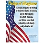 Trend Enterprises Pledge Of Allegiance Learning Chart