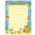 Trend Enterprises® Class Rules Learning Chart