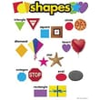 Trend Enterprises® Shapes Learning Chart, Grades pre-kindergarten - 1st