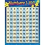 Trend Enterprises® Numbers 1-100 Learning Chart