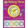 Trend Enterprises® Telling Time Learning Chart