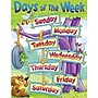Trend Enterprises® Days of The Week Learning Chart