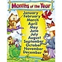 Trend Enterprises® Months of The Year Learning Chart
