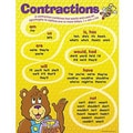 Trend Enterprises® Contractions Learning Chart