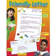 Trend Enterprises® Friendly Letter Learning Chart