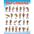 Trend Enterprises® Sign Language Learning Chart