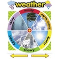 Trend Enterprises® Weather Learning Chart, Grades pre-kindergarten - 2nd