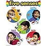 Trend Enterprises Five Senses Learning Chart