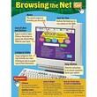 Trend Enterprises® Browsing The Net Learning Chart