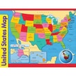 Trend Enterprises® United States Map Learning Chart
