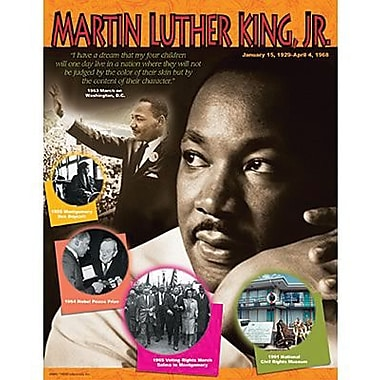 Trend Enterprises® Martin Luther King Jr. Learning Chart