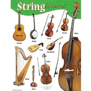 Trend Enterprises® String Instruments Learning Chart