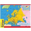 Trend Enterprises® Continent of Europe Learning Chart