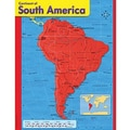 Trend Enterprises® Continent of South America Learning Chart