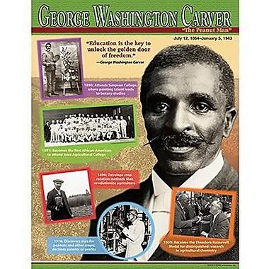 Trend Enterprises® George Washington Carver Learning Chart