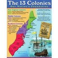Trend Enterprises® 13 Colonies Learning Chart