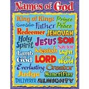 Trend Enterprises® Names of God Learning Chart