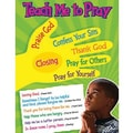 Trend Enterprises® Teach Me To Pray Learning Chart