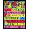 Trend Enterprises® Fruit of The Spirit Learning Chart