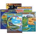 Trend Enterprises® Learning Charts Combo Pack, Earth Science