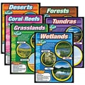 Trend Enterprises® Habitats Learning Chart, Combo Pack
