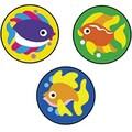 Trend Enterprises® SuperSpots® Stickers, Fabulous Fish