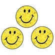 Trend Enterprises® SuperSpots® Sparkle Stickers, Smile