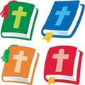 Trend Enterprises® SuperShapes Stickers, Bibles