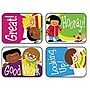 Trend Enterprises® Applause Stickers, Cartoon Kid's