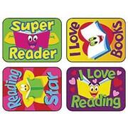 Trend Enterprises® Applause Stickers, Reading Rewards