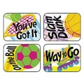 Trend Enterprises® Applause Stickers, Sports Rewards