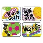 Trend Enterprises® Applause Stickers, Sports Rewards