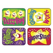 Trend Enterprises® Applause Stickers, Super Stars