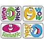 Trend Enterprises® Applause Stickers, Smiley Faces, Uncented