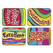 Trend Enterprises® Applause Stickers, Outstanding Words