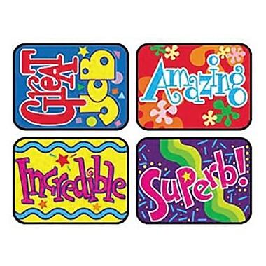 Trend Enterprises® Applause Stickers, Wonderful Words