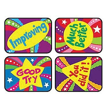 Trend Enterprises® Applause Stickers, Encourage Excellence
