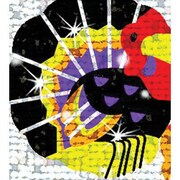 Trend Enterprises® Sparkle Stickers, Awesome Autumn