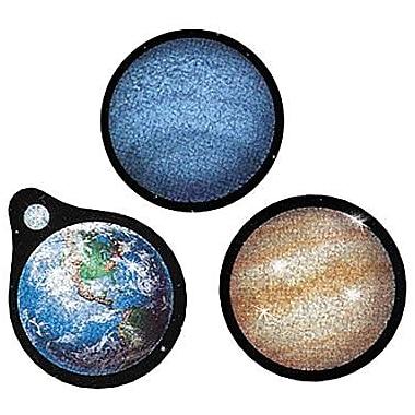 Trend Enterprises® Sparkle Stickers, Solar System