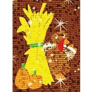 Trend Enterprises® Sparkle Stickers, Fabulous Fall