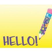 Trend Enterprises® 2nd - 9th Grades Name Tag, Hello