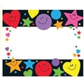Trend Enterprises® Pre Kindergarten - 3rd Grades Name Tag, Stars, Hearts and Smiles