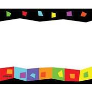Trend Enterprises® pre-kindergarten - 9th Grades Name Tag, Silly Squares
