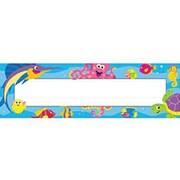 Trend Enterprises® 1st - 4th Grades Name Plate, Under The Sea