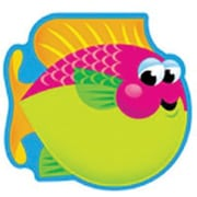 "Trend Enterprises® 5"" x 5"" Note Pad, Fish"