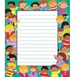 "Trend Enterprises Notepad 7.8"" x 6.5"", Green (T-72301)"