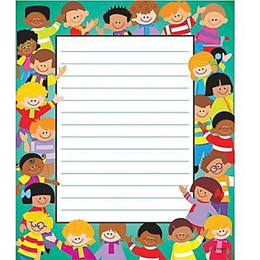 Trend Enterprises® 7 3/4in. x 6 1/2in. Note Pad, Trend Kids
